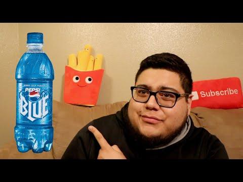 Pepsi Blue - Throwback Thursday - Full Nelson Eats A Lot
