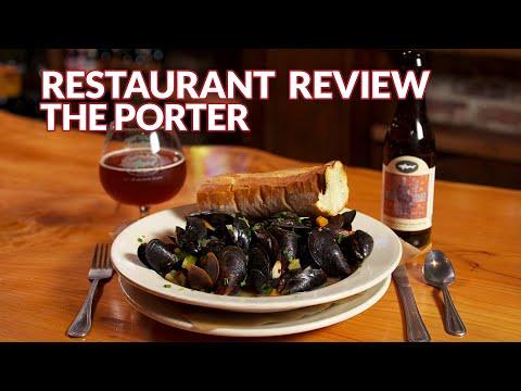Restaurant Review - The Porter, Pub/Tavern | Atlanta Eats