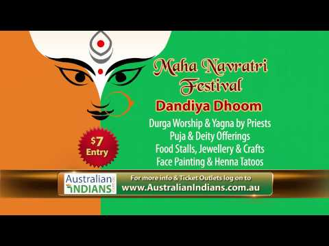 Maha Navratri Festival in Sydney-30th Sep. 2011 Proudly Presented By : AustralianIndians.com.au