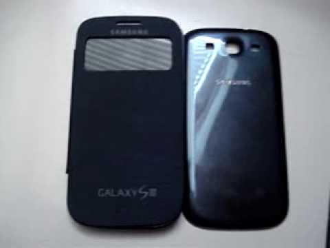 S-View Cover for Samsung Galaxy S3 (from S4)