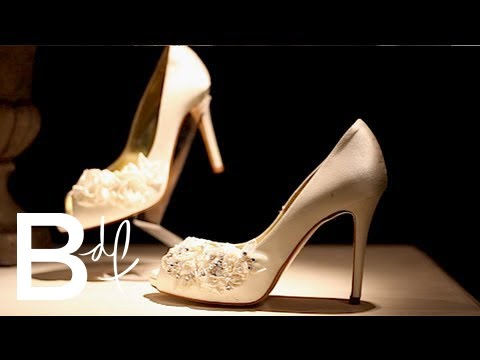 How to Choose The Perfect Wedding Shoes!