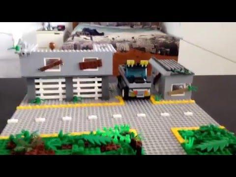 Lego safe house