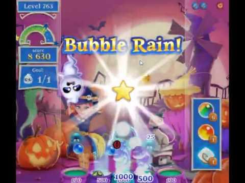 Bubble Witch Saga 2 Level 763