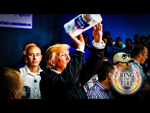 Trump Administration Continues to do Absolutely NOTHING about Puerto Rico