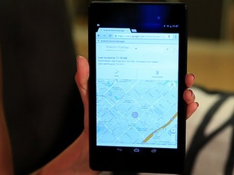 CNET How To - Find your lost device with Android Device Manager