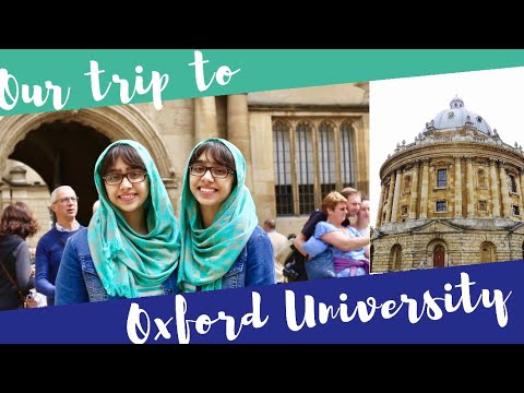 How to Spend A Perfect Day in Oxford
