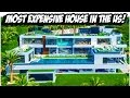 Tour Of The Most Expensive House In The Usa mp3
