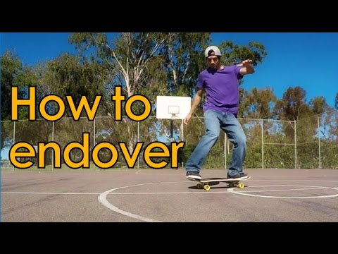 2.2: Endovers - Freestyle Skateboarding Lessons