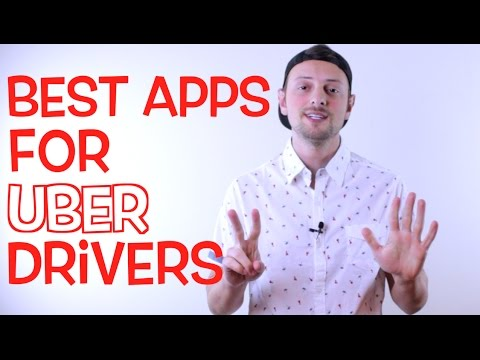 7 Apps Every Uber Driver Should Have