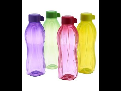 How to clean tupperware  bottles