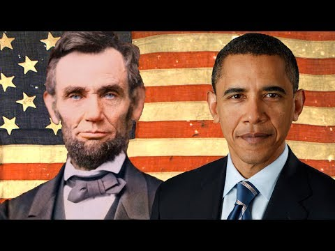 Lincoln's Gettysburg Address, Performed By President Obama
