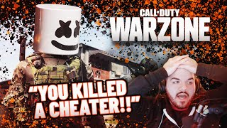 Eliminating COD WARZONE Cheaters!! Marshmello & CouRage Stream Recap | Gaming with Marshmello
