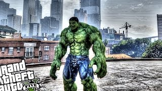 gta 5 pc hulk mod Videos - 9tube tv