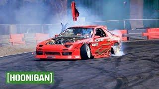 [HOONIGAN] Unprofessionals EP8: Smashing cars at Pat