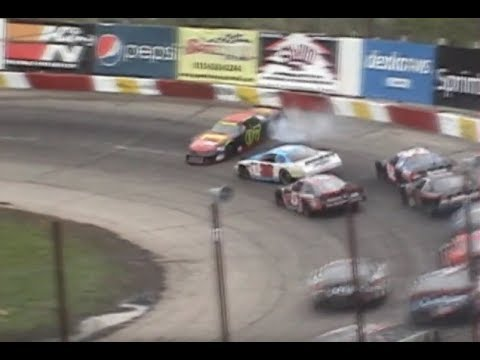 Rockford Speedway's 2009 Spring Classic - Big8 Late Model Series race