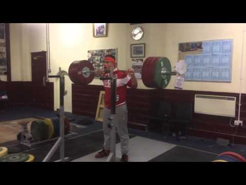 sonny webster weightlifting Training video 21/12/14