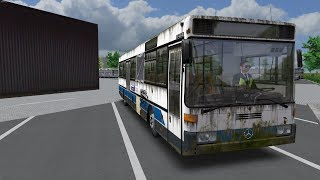 Omsi 2 Addon DLC Hamburg Buses First Look And Drive Of The