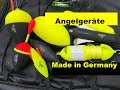 Angelgeräte  Made in Germany / Welsangeln / Hechtangeln / Zanderangeln / Forellenangeln