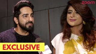 Ayushmann & Wife Tahira Reveal Why They Have Kept Their Children Away From Paparazzi