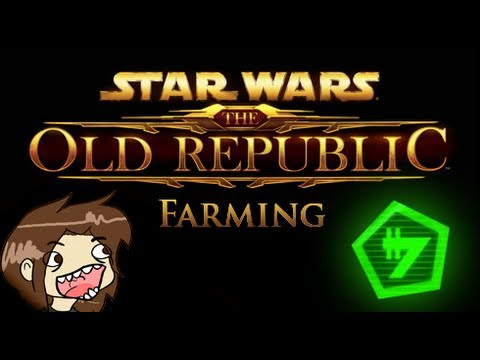 SWTOR: How to Make Easy Credits: Hoth Credit Farming