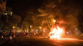 Riots Break Out Near White House, Monuments Vandalized