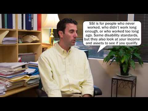 Applying and Appealing for Disability at Social Security