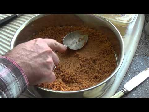 How to make sweet mince cheesecake
