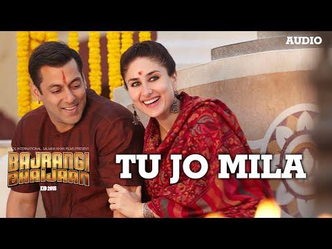 'Tu Jo Mila' Full AUDIO Song - K.K. | Salman Khan | Bajrangi Bhaijaan