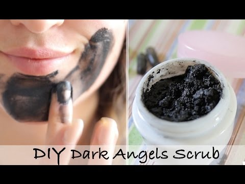 Homemade Natural Cleanser - Similar To Lush 'Dark Angels' Cleanser