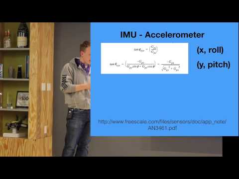 Embedded Programming for Quadcopters
