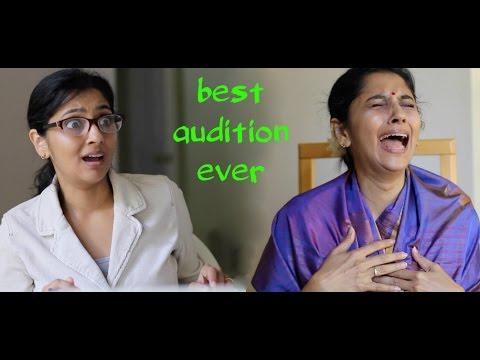 Sailaja Talkies   Sailaja auditions for a movie