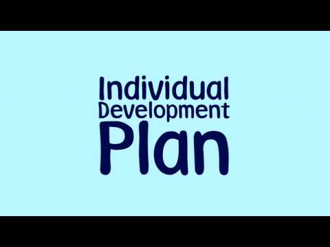 Individual Development Plan Introduction