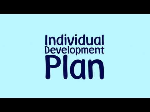 Individual Development Plan Introduction