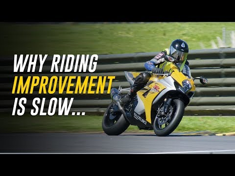 Why Your Track Riding Progress is Slow & the Importance of Patience