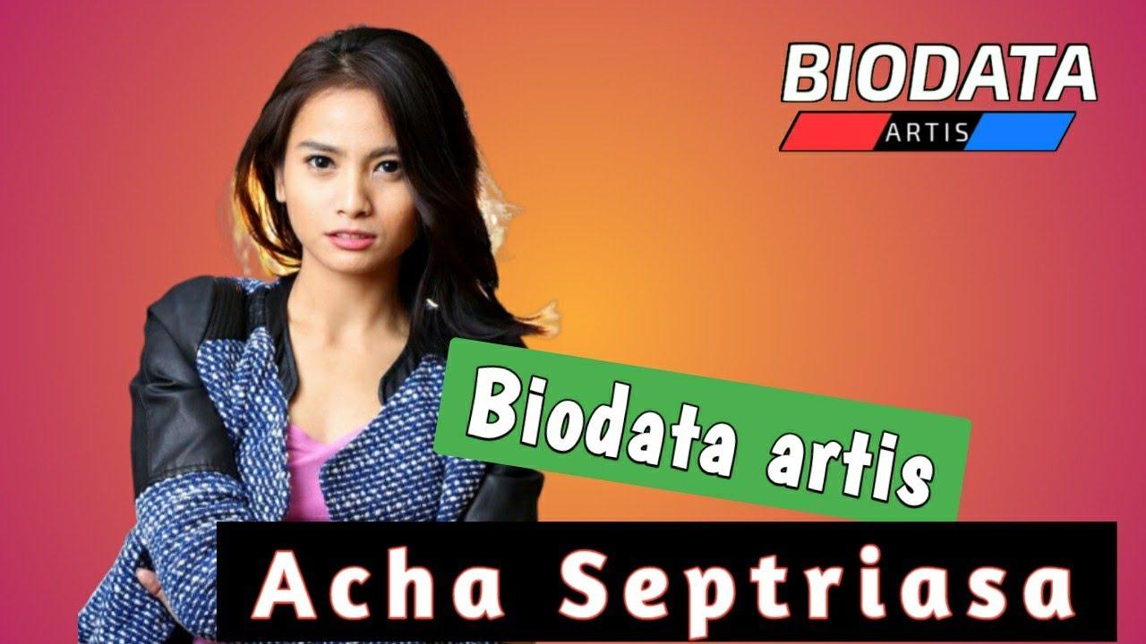 Download Profil dan biodata artis Acha septriasa MP3 Gratis