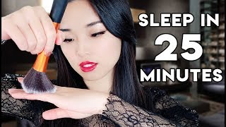 [ASMR] Sleep in 25 Minutes ~ Intense Relaxation