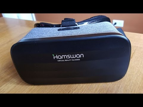 Hamswan VR Headset Review - Fliptroniks.com