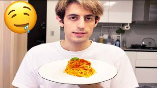 How To Cook The Best Spaghetti EVER