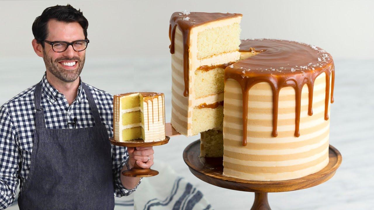 Amazing Caramel Cake Recipe