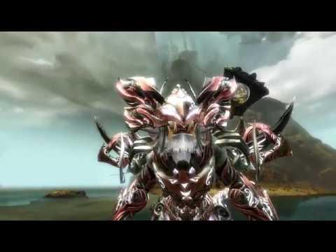 Legendary Armor with Juggernaut's effect - Heavy Envoy Armor - Guild Wars 2