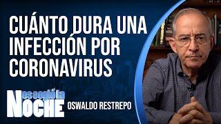 CUÁNTO DURA una Infección por CORONAVIRUS Covid 19 - Nos Cogió la Noche