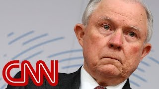 Jeff Sessions in 1999: Possible for president to obstruct justice