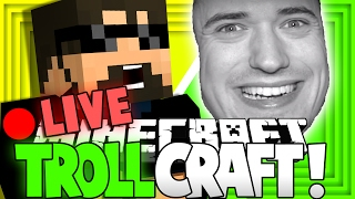 Minecraft: TROLL CRAFT |  COBBLE DESTROYER?! [28]