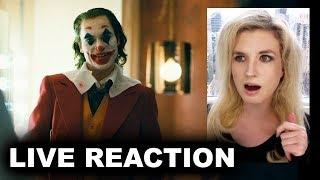 Joker Final Trailer REACTION