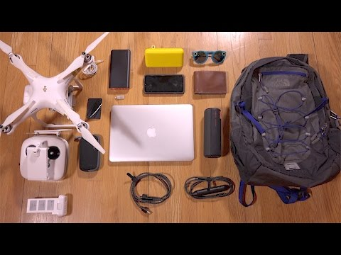 What's In My Tech Bag?!