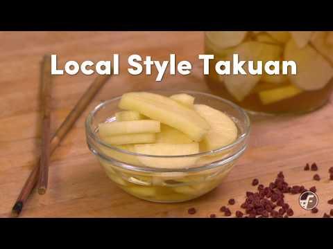 Local Style Takuan