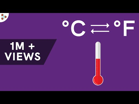 Temperature Conversion Trick Fahrenheit Celsius