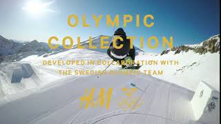 H&M Olympic Collection