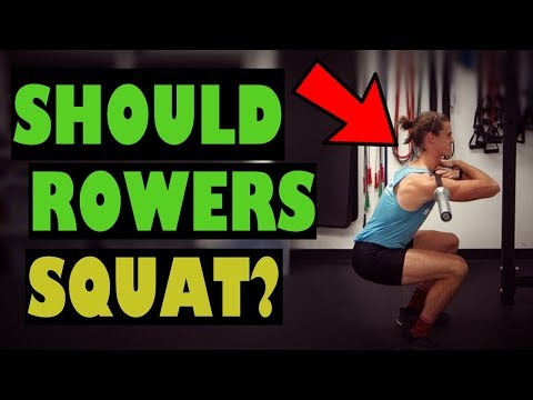 Will Squatting Improve Your Rowing?