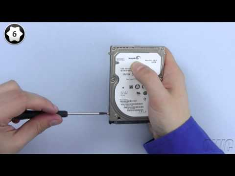 13-inch MacBook Late 2009 & 2010 Hard Drive/SSD Installation Video